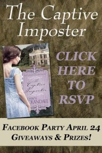 FaceBook Party Event April 24th!