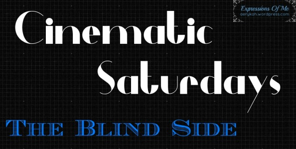 Cinematic Saturdays - BlindSide