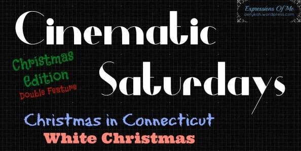 Cinematic Saturdays - Christmas Double
