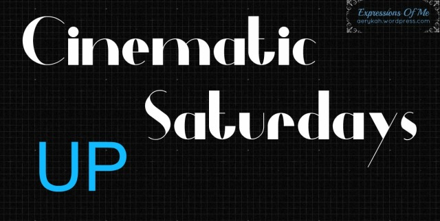 Cinematic Saturdays - UP