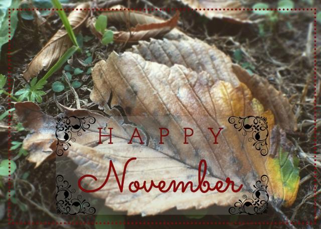 Happy-November
